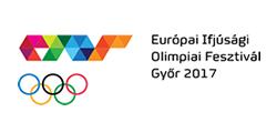 2017-es Győri Európai Ifjúsági Olimpiai Fesztivál honlapja